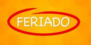 FERIADO (CORPUS CHRISTI)